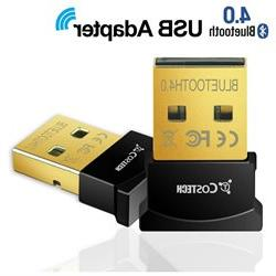 Costech Bluetooth 4.0 USB Adapter Gold Plated Micro Dongle 3