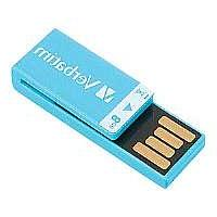 Verbatim Clip-it - USB flash drive - 8 GB