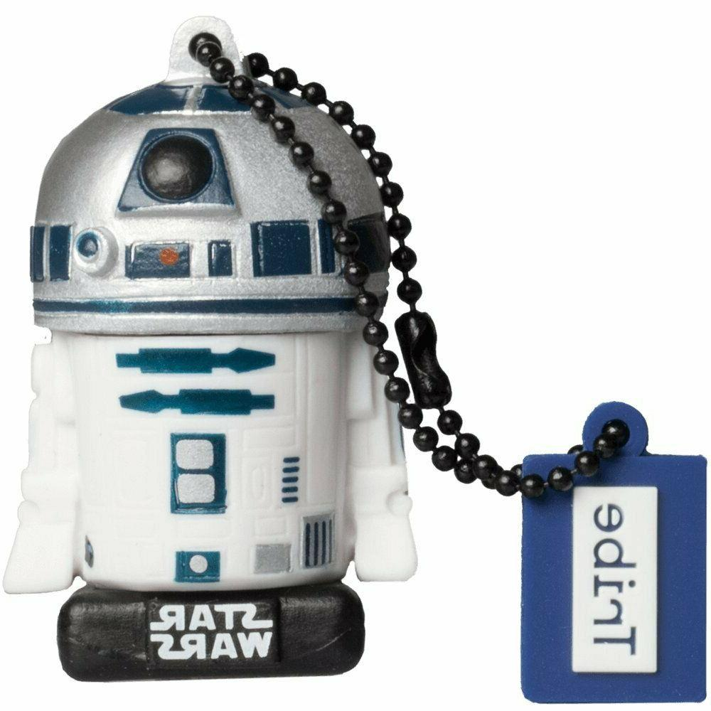 Collectible Wars R2-D2 16G USB Drive 2.0 Tribe New
