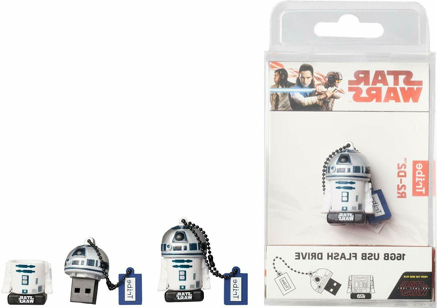 Collectible R2-D2 16G USB Flash Drive 2.0 Tribe