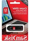 NEW SanDisk Cruzer Glide 32GB 32G USB Flash Drive Thumb Pen