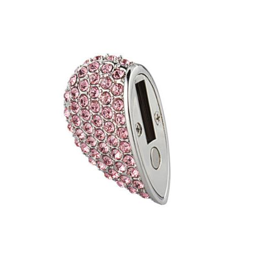 USB Drive Crystal Diamond Heart