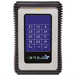 DataLocker DL3 FE  500 GB Encrypted External Hard Drive with