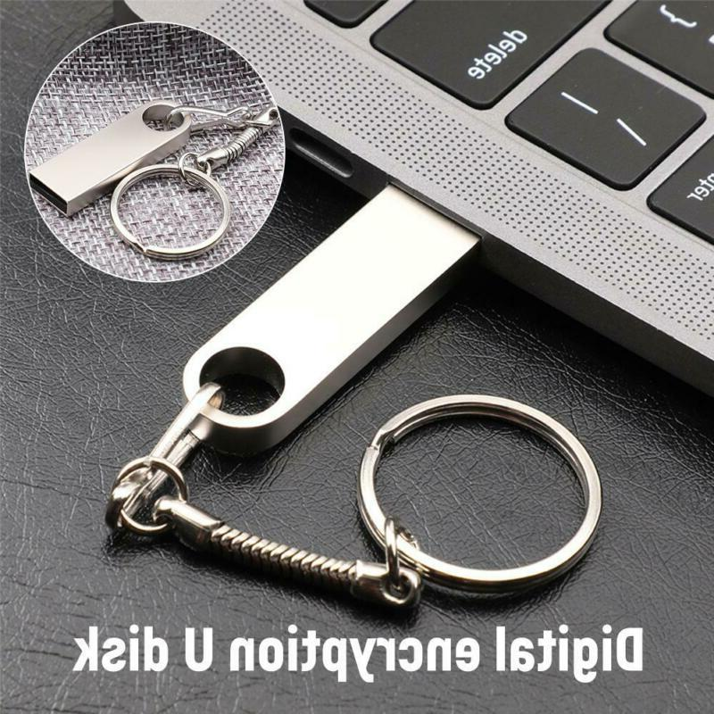 Digital Encrypted Drive Lock USB Drive Protected PC