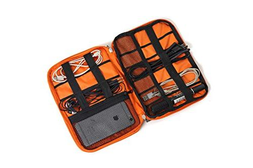 Travel Layer Organizer Electronics Accessories binding