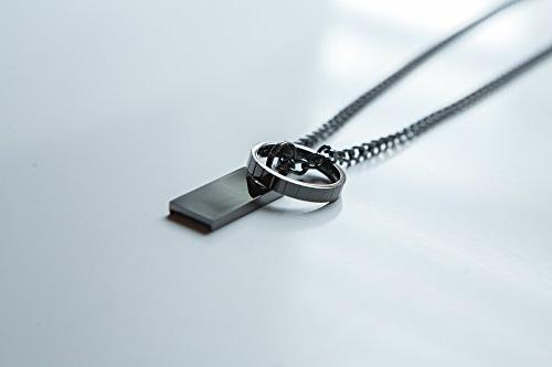 Jump Drive Necklace -