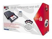 Iomega ZIP Powered New Generation Kit - Disk drive - ZIP  -