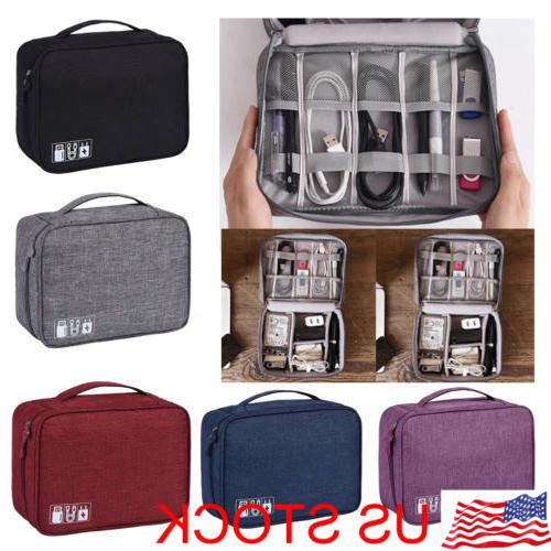 Electronic Cable Drive Organizer Travel