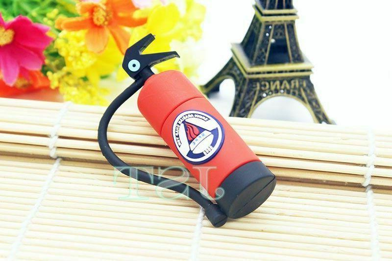 Fire Extinguisher Pendrive