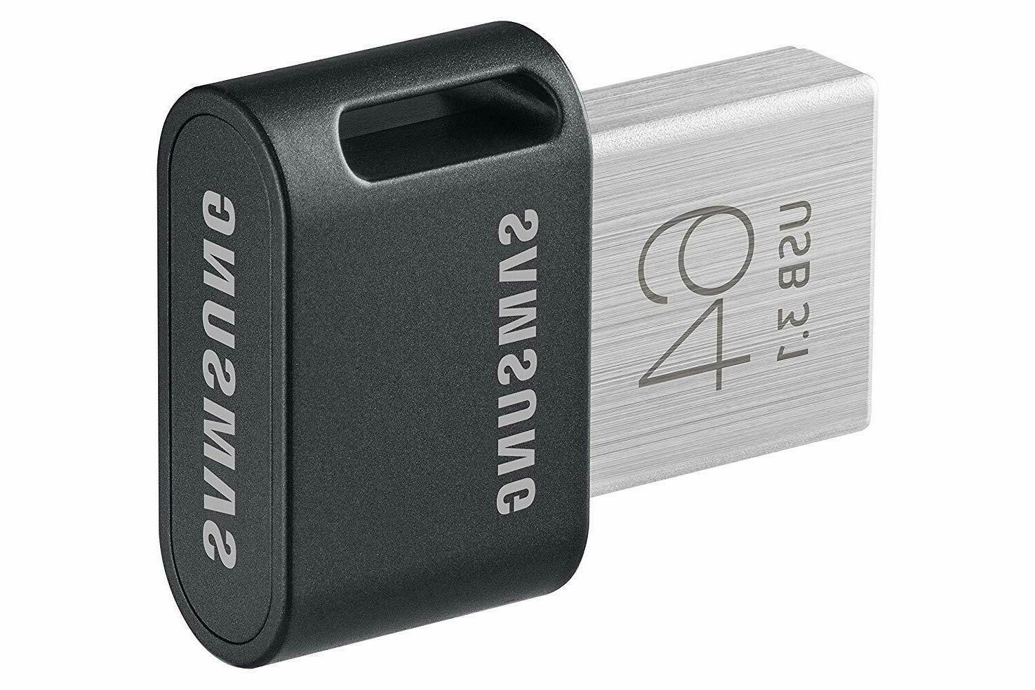 Samsung FIT USB 3.1 200MB/s 64G Flash Drive MUF-64AB