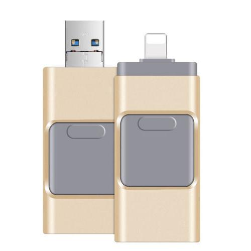 Memory Stick OTG Pendrive For iPhone iOS