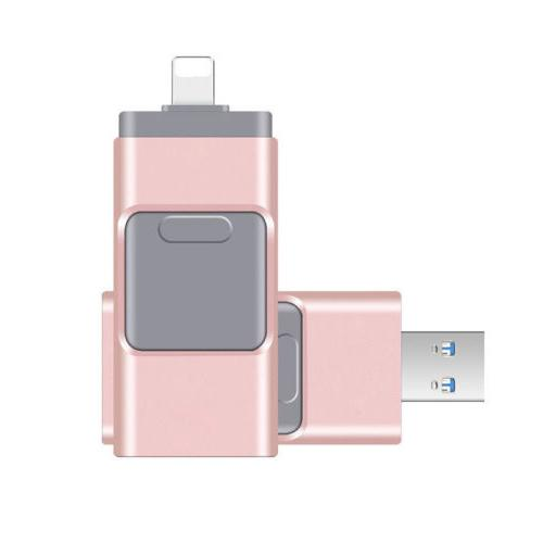 Flash USB 512GB Memory Stick Pendrive iPhone iPad iOS -US