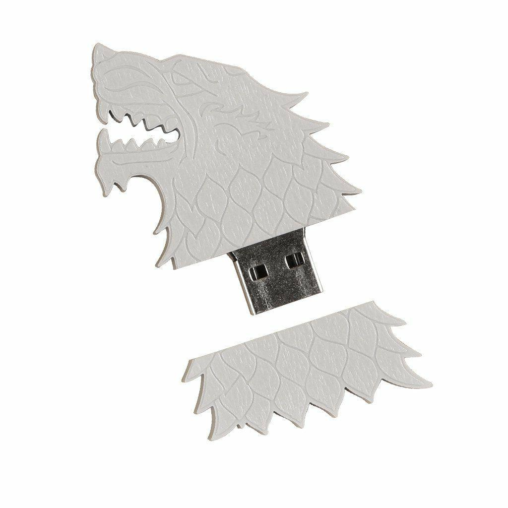 Game Thrones Stark Dire Wolf 4 USB Drive Song Official