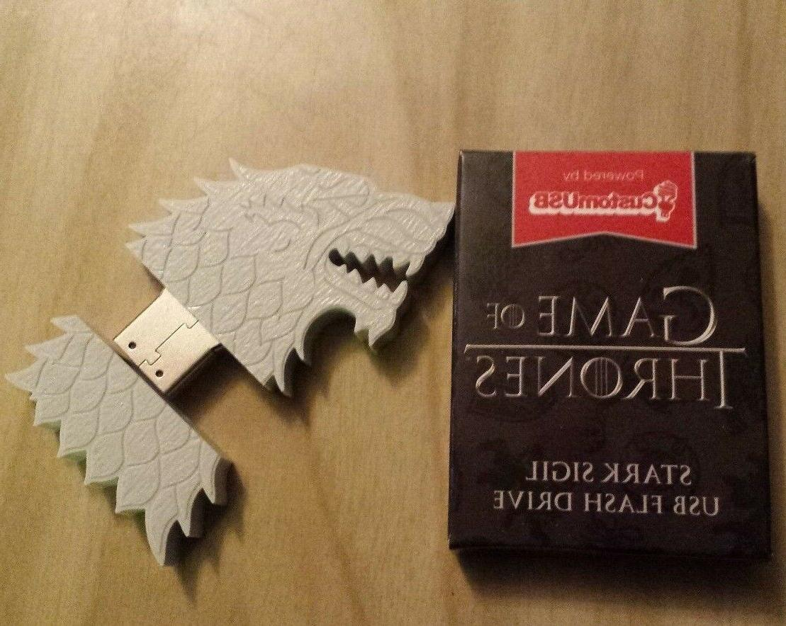 Game Thrones Dire USB Flash Drive Song of Fire Official