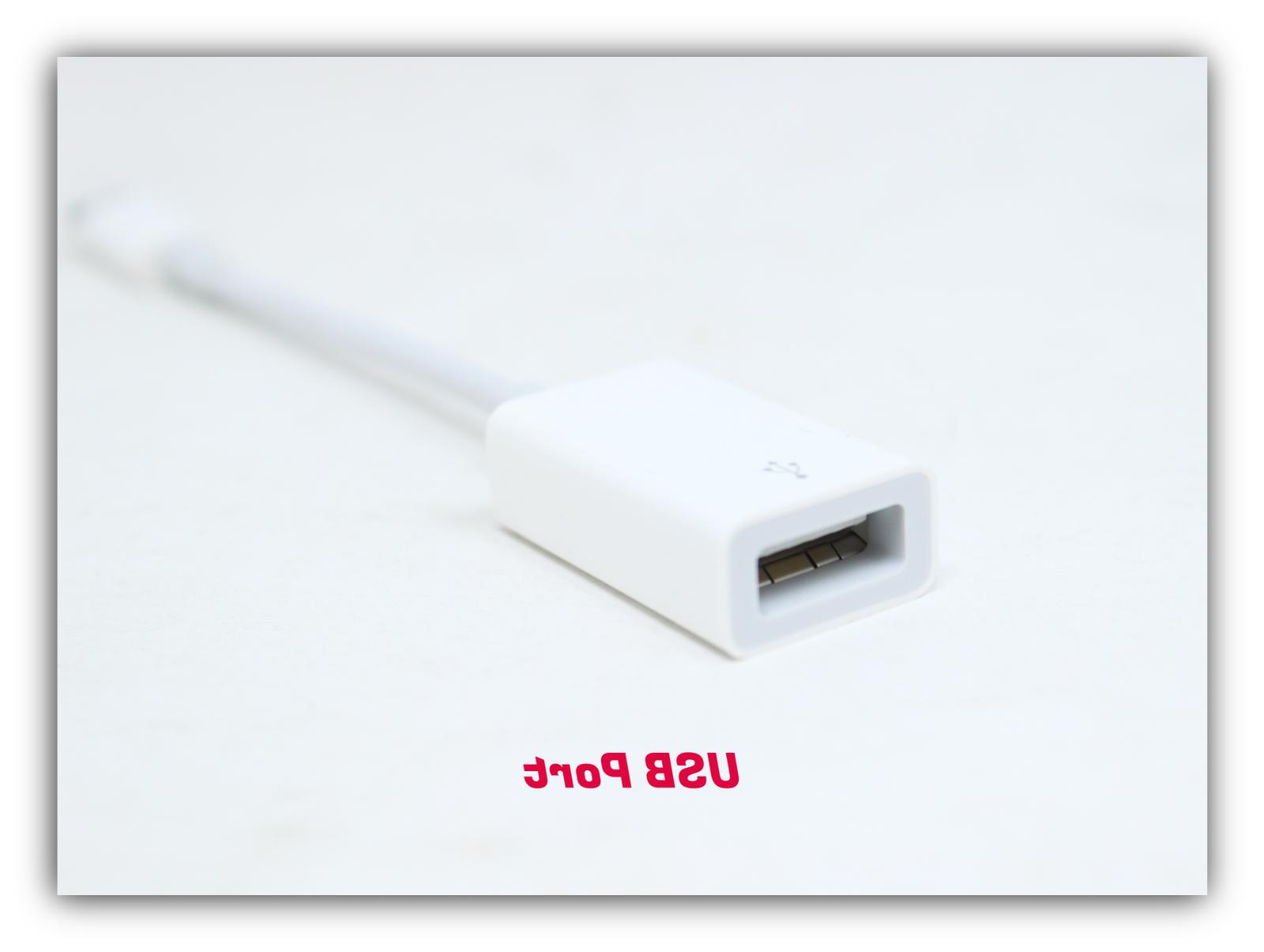 Genuine Apple USB Model # A1632
