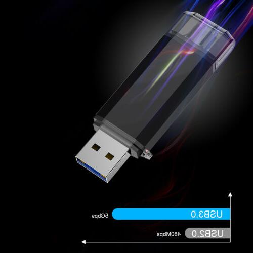 Kootion High Speed USB 3.0 32GB Type-C OTG USB Flash For Laptop