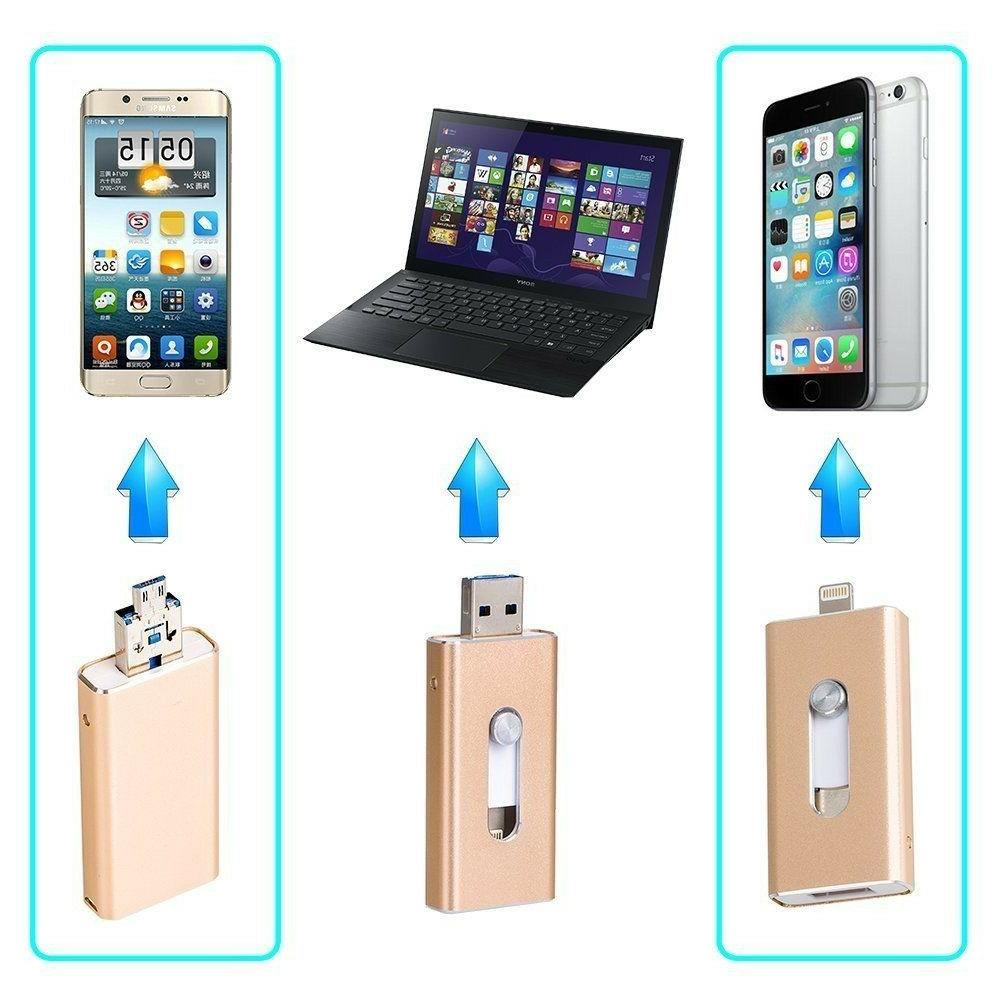 i Drive USB Memory Android/IOS iPhone 32GB