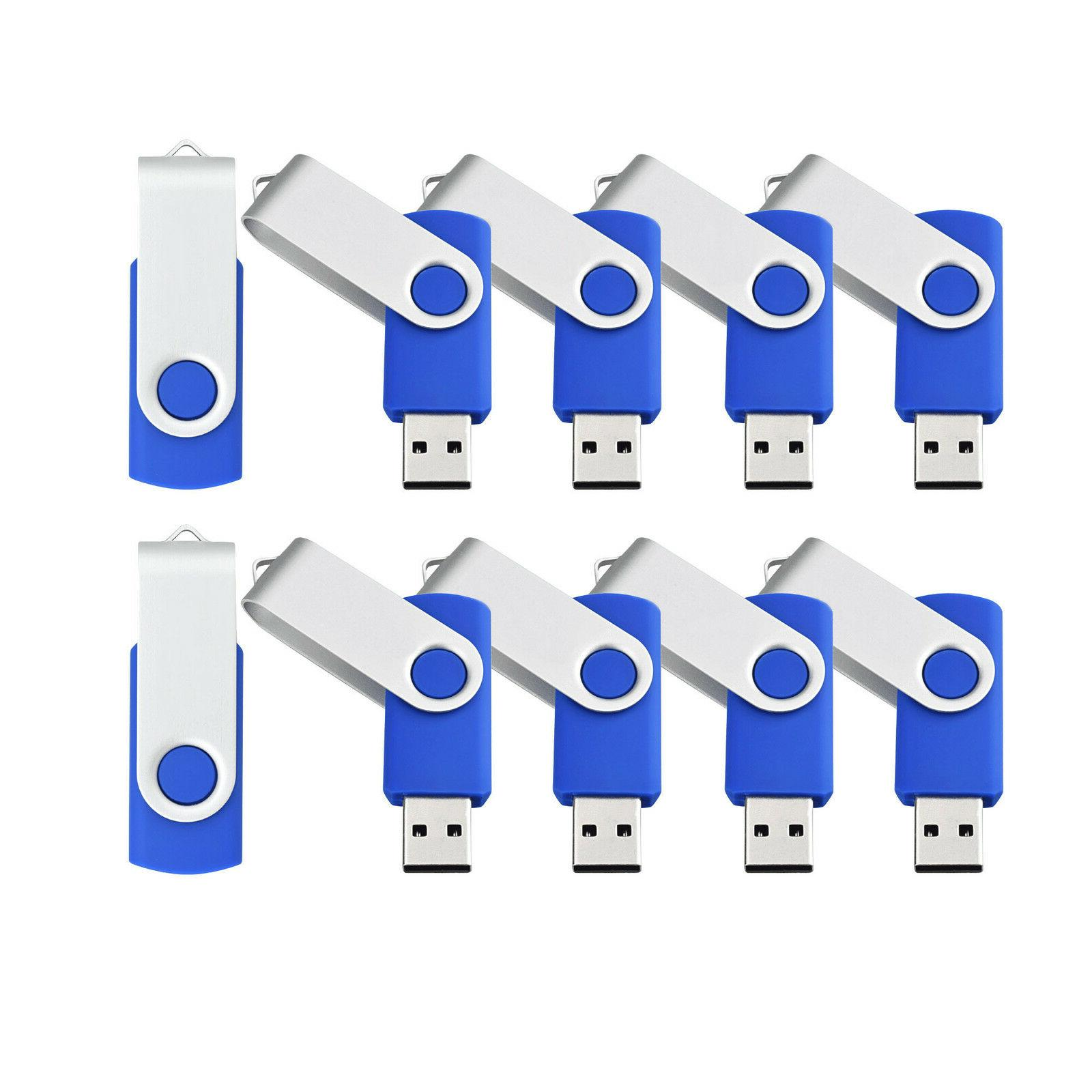 10PCS Stick USB 4G 8G Flash Drives