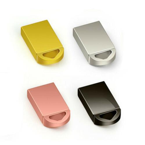 Mini Metal USB 3.0 Flash Drives Pen