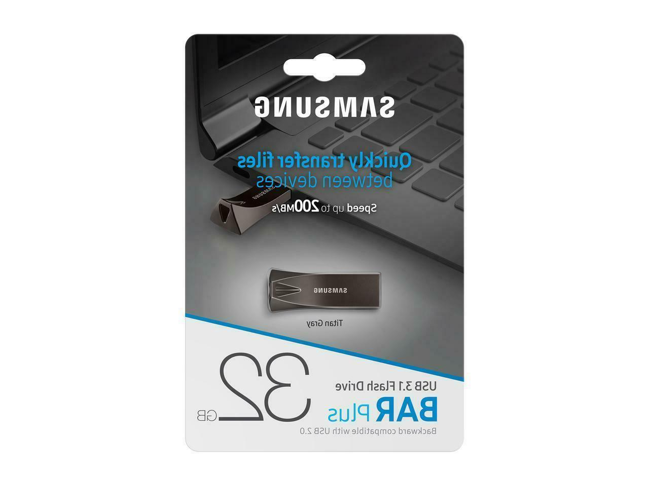 New 32GB 3.1 Flash Drive 200MB/s Genuine USA Seller