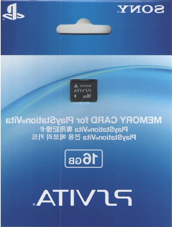 Playstation Vita 16Gb Memory Card