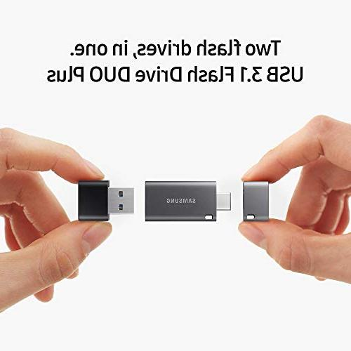 Samsung Duo Plus - USB Flash