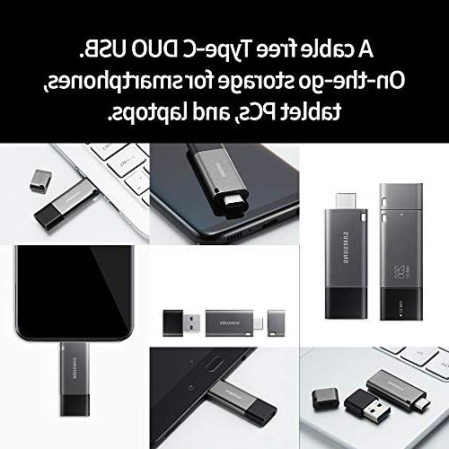 Samsung Duo Flash Drive
