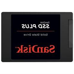 SanDisk SSD PLUS 120 GB Internal Solid State Drive - SATA -