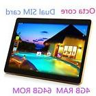 TYD 10.1 inch Tablet Android 6.0 GPS Octa Core 2560X1600 IPS