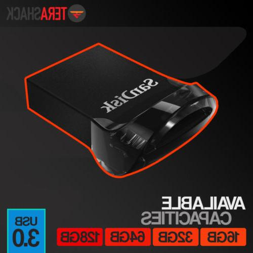 ultra fit usb 3 0 16gb 32gb