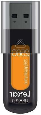 umpDrive S57 256GB USB 3.0 Flash Drive - LJDS57-256ABNL -Ora