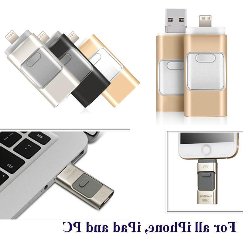 US Memory Stick HD U-Disk 3 1 for ios iPhone OTG USA