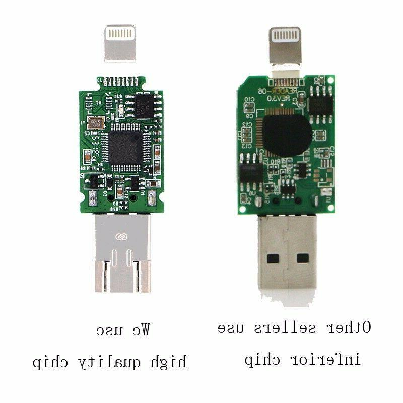 256GB USB Memory Disk for Android/IOS iPhone
