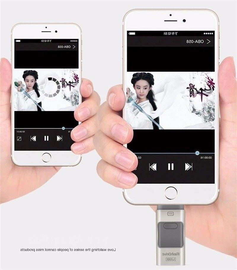 512GB i Flash Drive USB Disk 1 for iPhone PC
