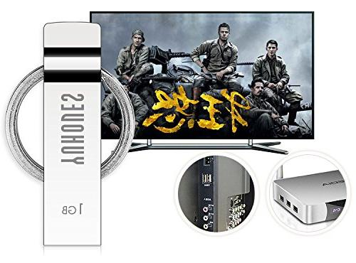 YUHOVES Drive 1GB Metal with Ring