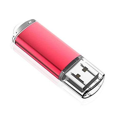 KOOTION 2.0 Flash Drive Pack USB Memory Stick Thumb Pen