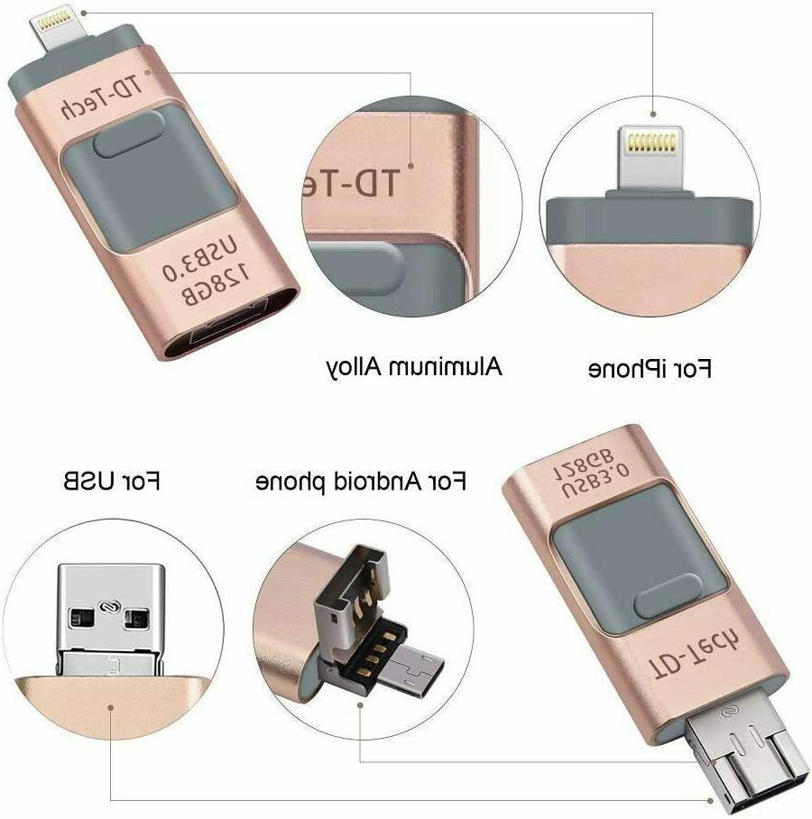 USB Flash Drive Storage All Android Type C US