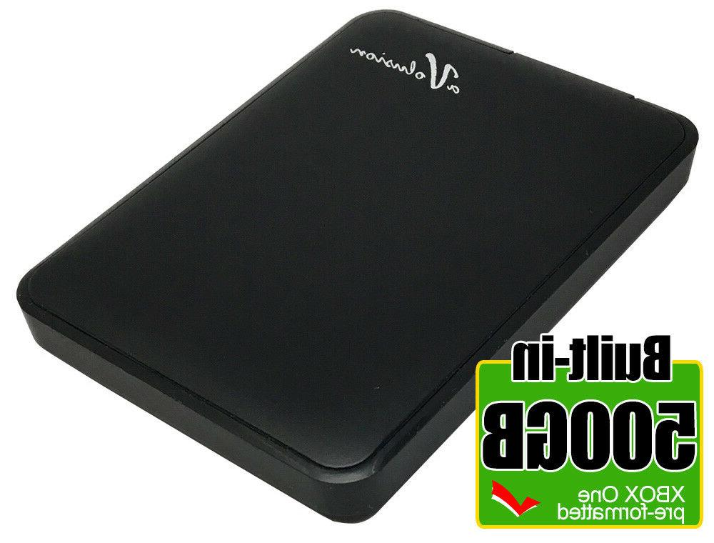 Avolusion 500GB USB 3.0   External XBOX One Hard Drive