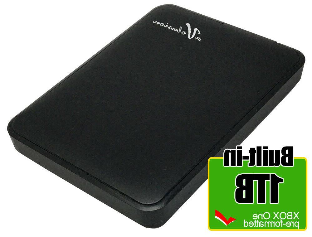 New Avolusion 1TB USB 3.0   External XBOX One Hard Drive