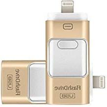 256GB USB Flash Drives, for iPhone  Lightning OTG Jump Drive