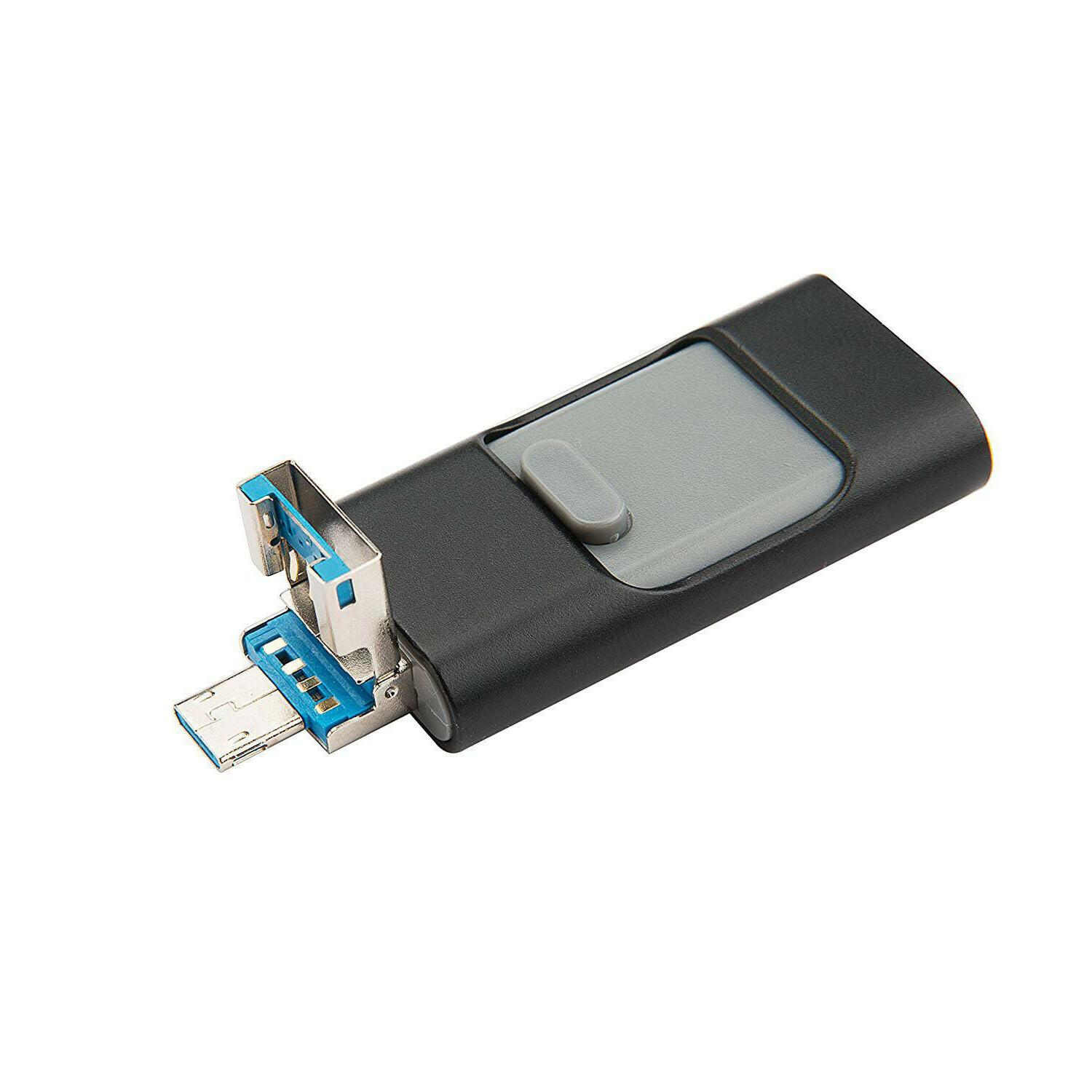 USB Drive OTG For iPhone 7 8 X XS 11 iOS PC