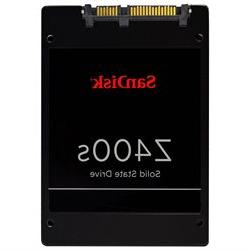 SanDisk Z400s 256 GB 2.5 Internal Solid State Drive - SATA -