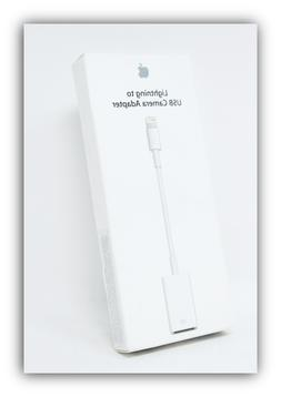 Apple Lightning to USB Camera Adapter Cable