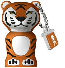 EMTEC M329 Animal Series Jungle 8 GB USB 2.0 Flash Drive