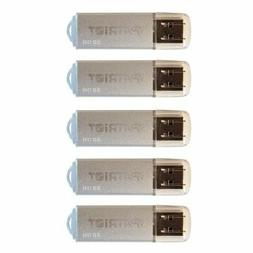 Patriot Memory 32GB Pulse Series USB 2.0 Flash Drive - 5 Pac