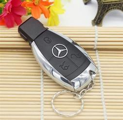New 16GB Mercedes Benz Key Flash Drive USB 2.0 Storage Memor