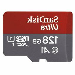 SanDisk 128 GB micro SD Memory Card for Fire Tablets and All