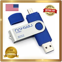 Micro USB Flash Drive 32GB Disk for Samsung Galaxy S7 /6/5/4