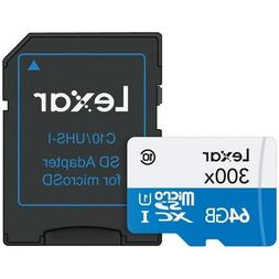 High Performance 64 GB microSD High Capacity