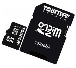 32GB MicroSDHC Memory Card for MeCam DM07 HD Camcorder with